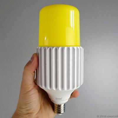 Продажи светодиодных ламп и светильников в Красноярском